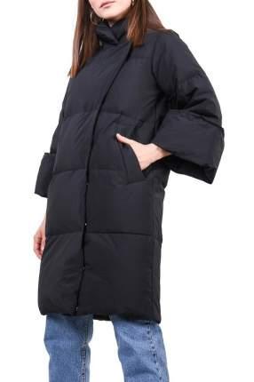 Пуховик-пальто женский Savage 010029/9 черный 44 RU
