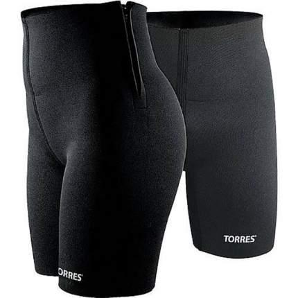 Шорты компрессионные Torres BL6003XL, черные, XL