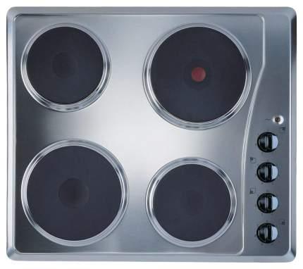 Встраиваемая варочная панель электрическая Indesit TI 60 X Silver