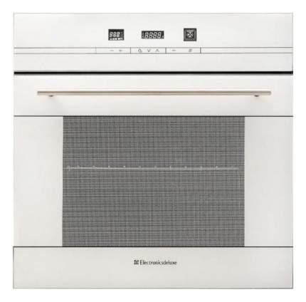 Встраиваемый электрический духовой шкаф Electronicsdeluxe 6006.04 ЭШВ-020 White