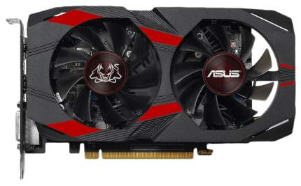 Видеокарта ASUS Cerberus nVidia GeForce GTX 1050 (CERBERUS-GTX1050-O2G)