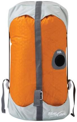 Гермомешок SealLine Blocker Dry Compress оранжевый 30 л