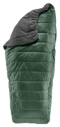 Спальный мешок Therm-A-Rest Apogee Quilt Regular зеленый, левый