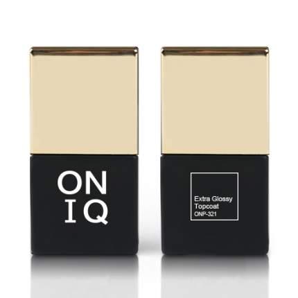 Финишное покрытие Oniq Экстраглянцевое 10 мл