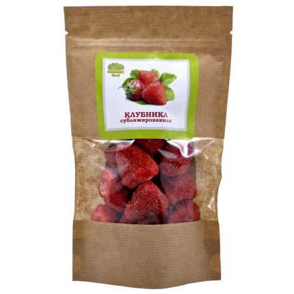 Клубника Organic Food сублимированная 20 г