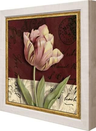 "Ключница ""Kelly Donovan - Postcard Tulip"" Клен"