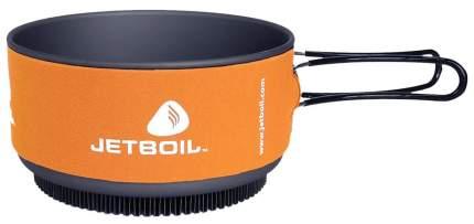 Туристическая кастрюля JetBoil Fluxring Cooking Pot алюминиевая 1,5 л
