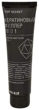 Гель для укладки Concept Top Secret Keratin Hair Filler 10 в 1 100 мл