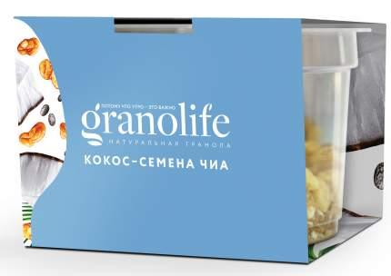 Гранола Granolife  кокос-семена чиа 60 г