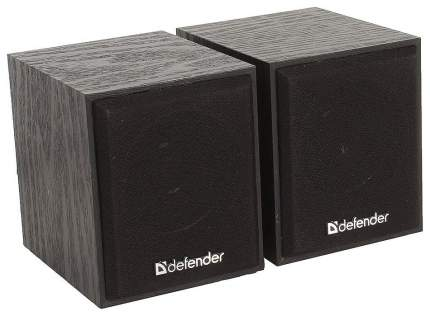 Колонки 2.0 Defender SPK-230 Черные