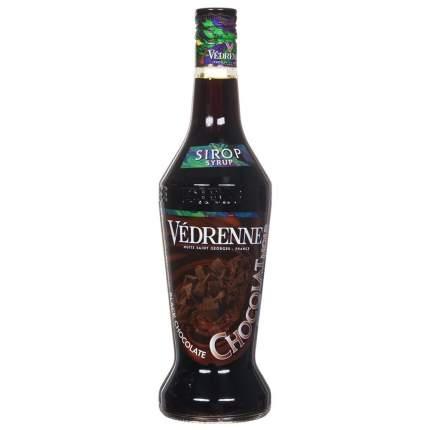 Сироп Vedrenne шоколад 0.7 л