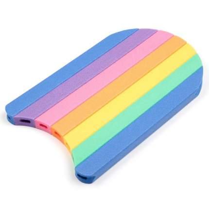 Доска для плавания Fashy Kickboard 4287 разноцветная