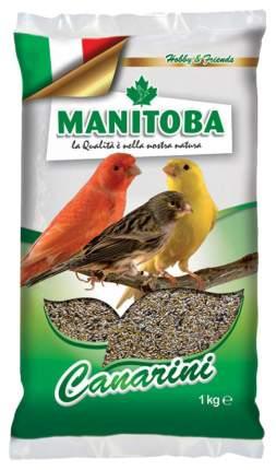 Основной корм Manitoba для канареек 1000 г, 1 шт