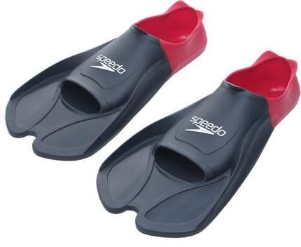Ласты для плавания Speedo Biofuse Training Fin, 11-12 лет, размер 47-48, красные