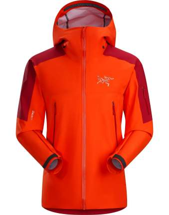 Спортивная куртка мужская Arcteryx Rush LT, firecracker, L