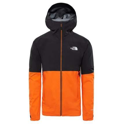 Спортивная куртка мужская The North Face Impendor Shell, black/fiery, XXL