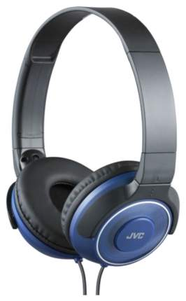 Наушники JVC HA-S220-A Blue