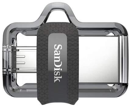 USB-флешка SanDisk Ultra Dual Drive m3.0 64GB Black (SDDD3-064G-G46)