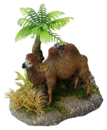 Декорация для аквариума Europet Bernina Верблюд под пальмой EPB234-410691