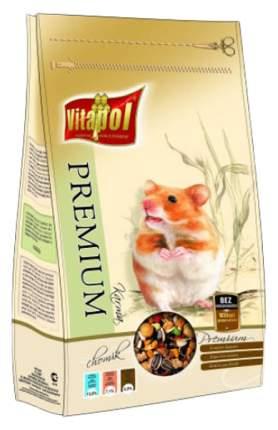 Корм для хомяков Vitapol Premium 0.9 кг 1 шт