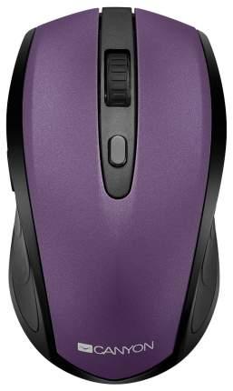 Беспроводная мышь CANYON CNS-CMSW08V Violet/Black