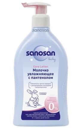 Молочко Sanosan увлажняющее с пантенолом 400 мл