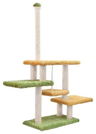Комплекс для кошек Дарэлл 8432с Эквилибрист 115 х 32 х 138 см