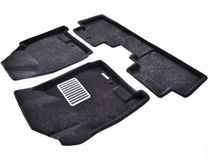 Комплект ковриков в салон автомобиля для Cadillac Euromat Original Lux (em3d-001304)