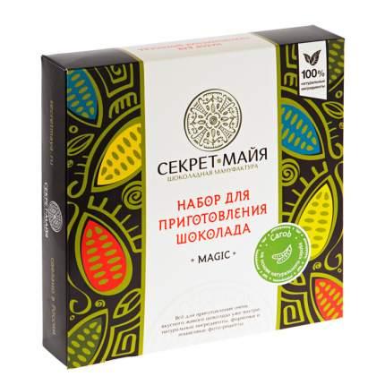Набор для приготовления шоколада Секрет Майя мэджик кэроб