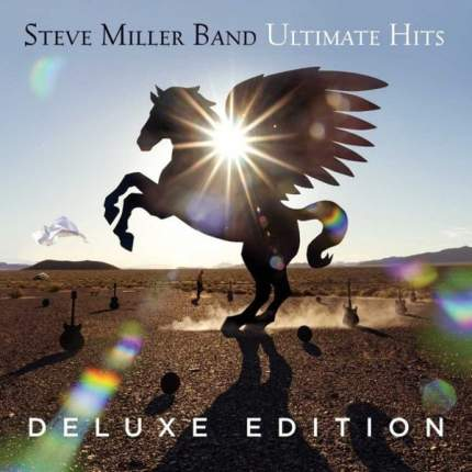 "Аудио диск Steve Miller Band ""Ultimate Hits"" CD"