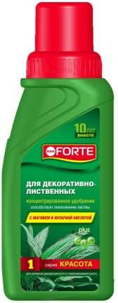 Удобрение для декоративно-лиственных растений Bona Forte (ЗДОРОВЬЕ), 285 мл