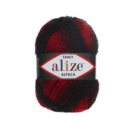 Пряжа для вязания Ализе Rainbow (15%альпака,15%шерсть,60%акрил,10%полиэстер)