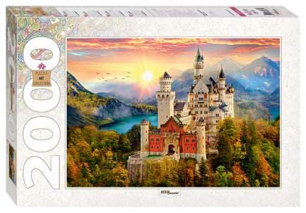 Пазлы Step Puzzle Art Collection Сказочный замок 2000 элементов