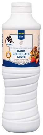 Топпинг Chef темный шоколад 1 кг