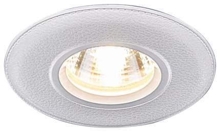 Встраиваемый точечный светильник Elektrostandard 107 MR16 WH Белый a034344