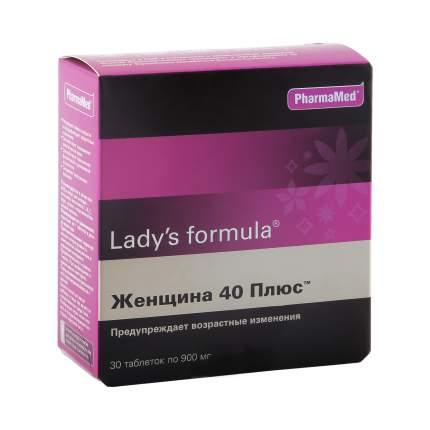 Lady's formula PharmaMed женщина 40 плюс таблетки 30 шт.
