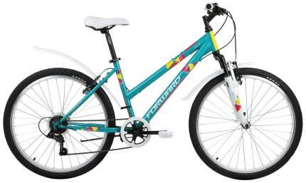 Велосипед Forward Iris 1,0 2018 26″ зеленый
