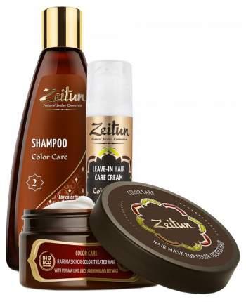 Подарочный набор Zeitun Восстановление окрашенных волос