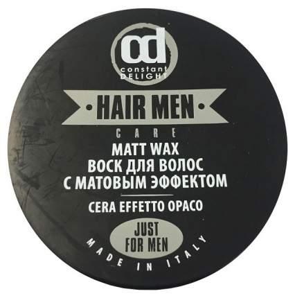 Воск для укладки Constant Delight Barber Matt Wax 100 мл