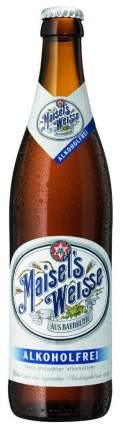 Пиво Maisel's Weisse безалкогольное стекло 0.5 л