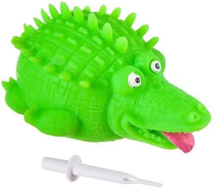 Надувной шар Bondibon Чудики Крокодил Летающие животные