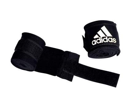 Бинты эластичные Adidas AIBA New Rules Boxing Crepe Bandage черные 3,5 м