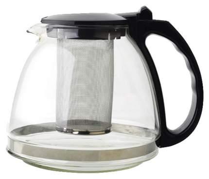 Заварочный чайник Le Ying Foshan Nanhai Прозрачный, черный