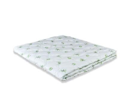 Одеяло облегченное МИ бирюзовое кружки
