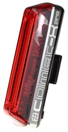 Велосипедный фонарь задний Moon Comet-X USB черный