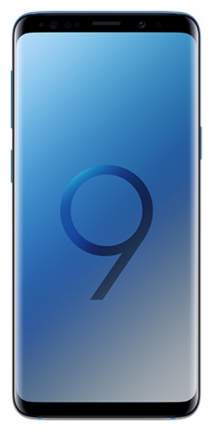 Смартфон Samsung Galaxy S9 64Gb Arctic Blue