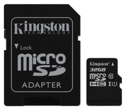 Карта памяти Kingston Micro SDHC 32GB
