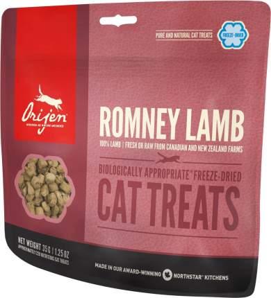Лакомство для кошек Orijen FD Romney Lamb Cat, 35г