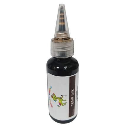 Краска для шерсти животных Crazy Liberty 20.CL.010 TEMP-INK 30мл коричневый