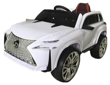 Радиоуправляемый детcкий электромобиль Jiajia Lexus Белый